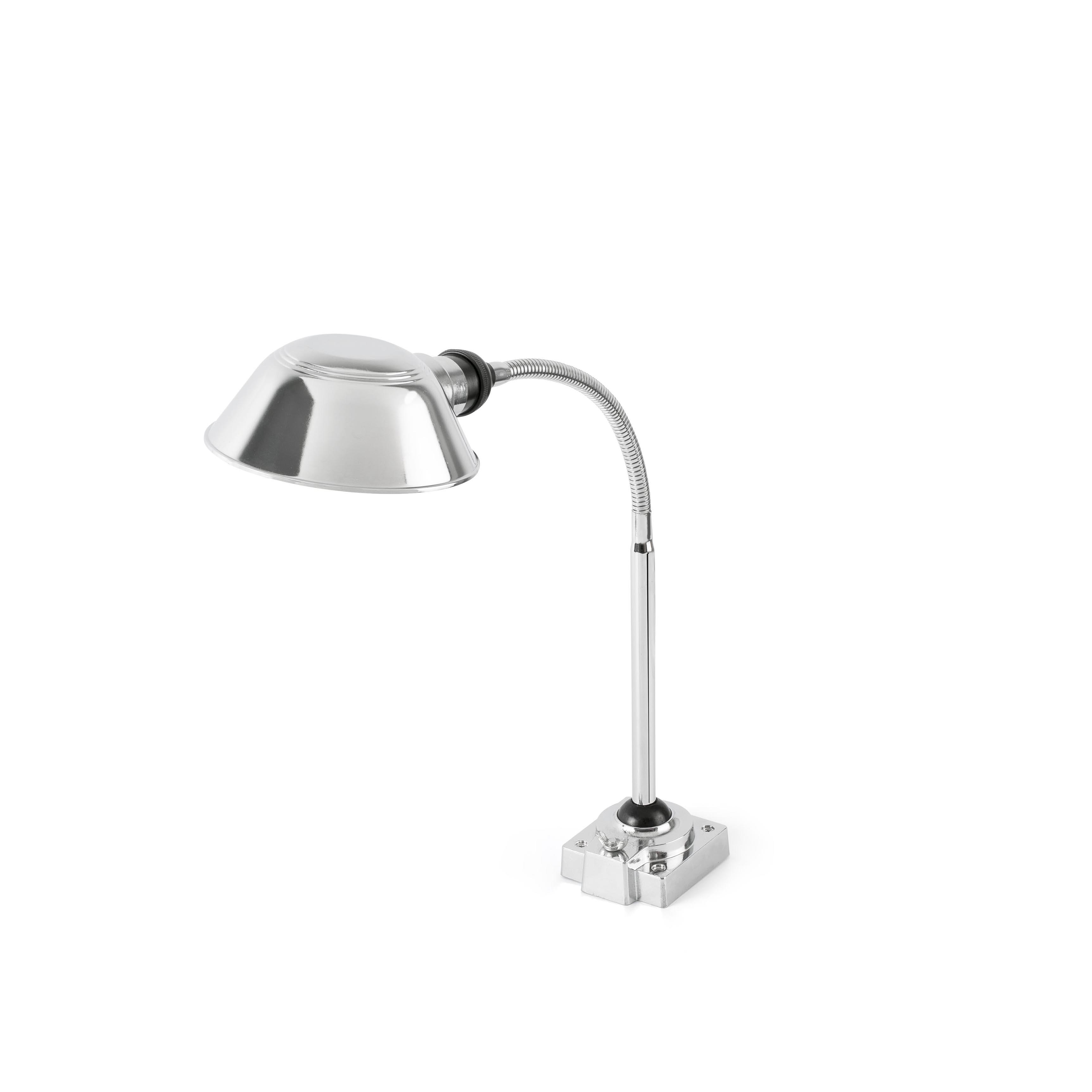 Table Lamp Wall Lamp Remake Chrome Led O9 5cm H15 5cm Faro Nedgis Lighting