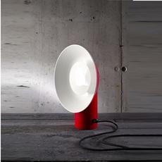 Reverb alessandro zambelli zava reverb lampe carmine red 3002 luminaire lighting design signed 17498 thumb