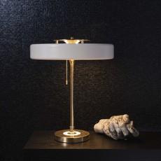 Revolve  lampe a poser table lamp  bert frank revolve table lamp white  design signed 36529 thumb
