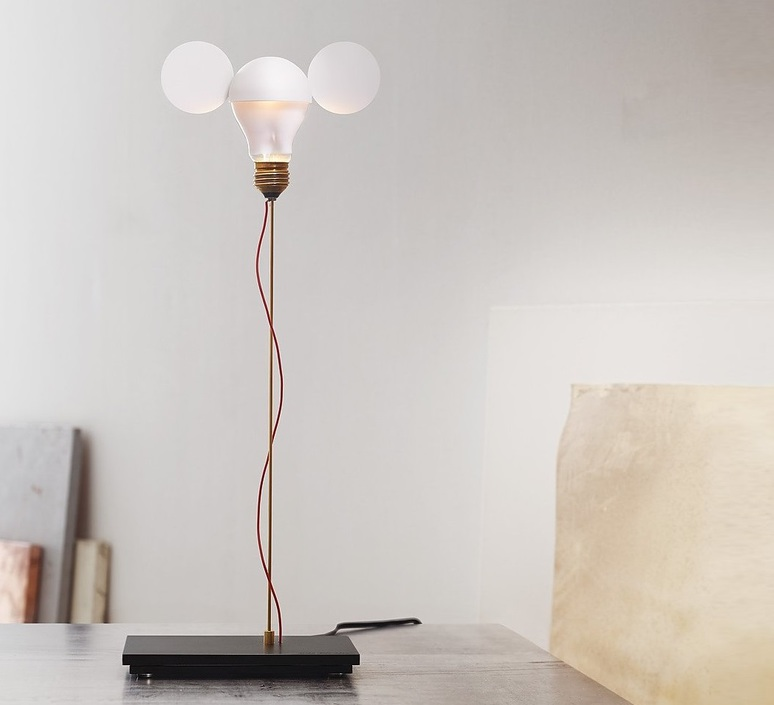 Ricchi poveri ingo maurer lampe a poser table lamp  ingo maurer 1920040  design signed nedgis 65078 product