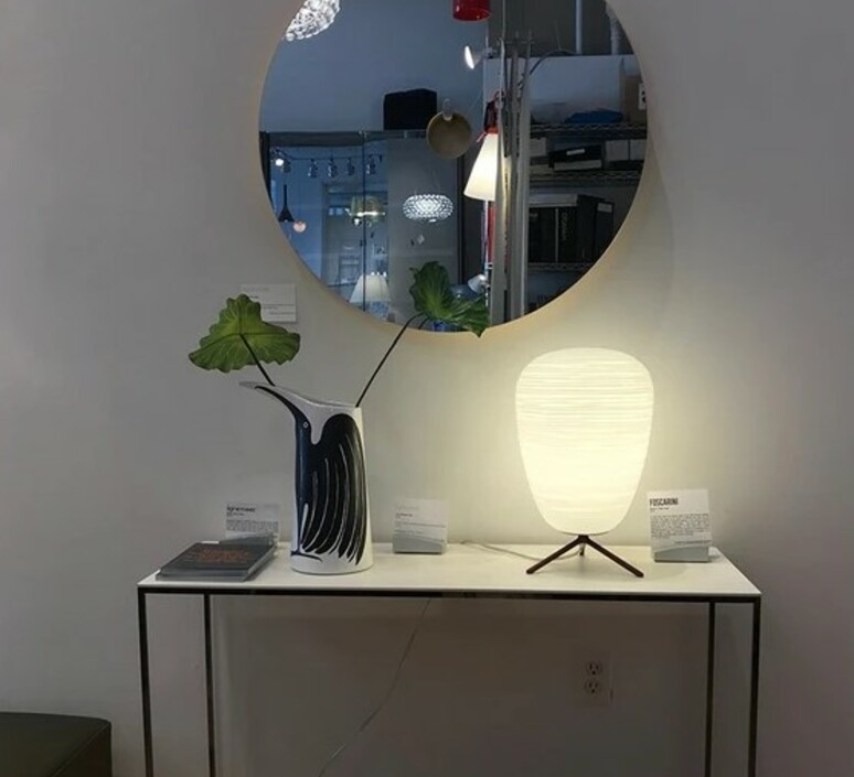 Rituals 1 ludovica roberto palomba lampe a poser table lamp  foscarini 244001110  design signed nedgis 85328 product