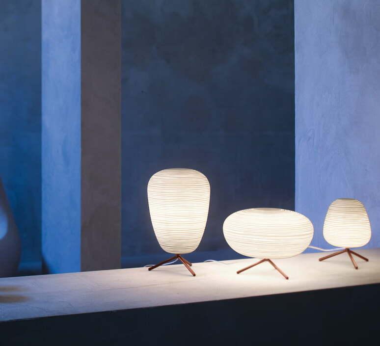 Rituals 1 ludovica roberto palomba lampe a poser table lamp  foscarini 244001110  design signed nedgis 85330 product