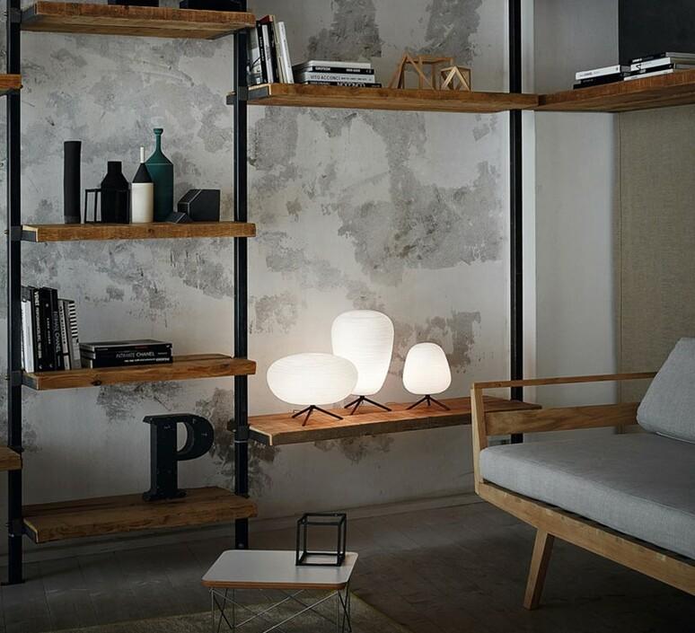 Rituals 2 ludovica roberto palomba lampe a poser table lamp  foscarini 244001210  design signed nedgis 85338 product