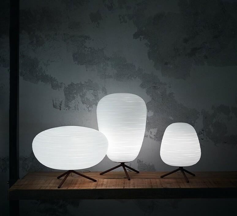 Rituals 3 ludovica roberto palomba lampe a poser table lamp  foscarini 244001310  design signed nedgis 85343 product