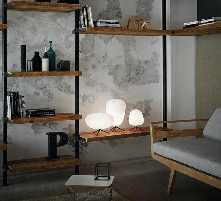 Rituals 3 ludovica roberto palomba lampe a poser table lamp  foscarini 244001310  design signed nedgis 85345 product
