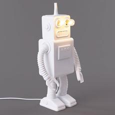 Robot lamp marcantonio raimondi malerba lampe a poser table lamp  seletti 14710  design signed nedgis 97941 thumb