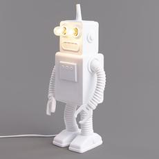 Robot lamp marcantonio raimondi malerba lampe a poser table lamp  seletti 14710  design signed nedgis 97943 thumb