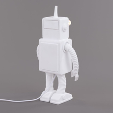 Robot lamp marcantonio raimondi malerba lampe a poser table lamp  seletti 14710  design signed nedgis 97945 thumb