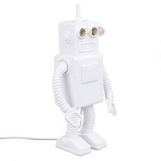 Robot lamp marcantonio raimondi malerba lampe a poser table lamp  seletti 14710  design signed nedgis 97947 thumb
