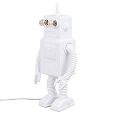 Robot lamp marcantonio raimondi malerba lampe a poser table lamp  seletti 14710  design signed nedgis 97949 thumb