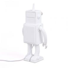 Robot lamp marcantonio raimondi malerba lampe a poser table lamp  seletti 14710  design signed nedgis 97951 thumb