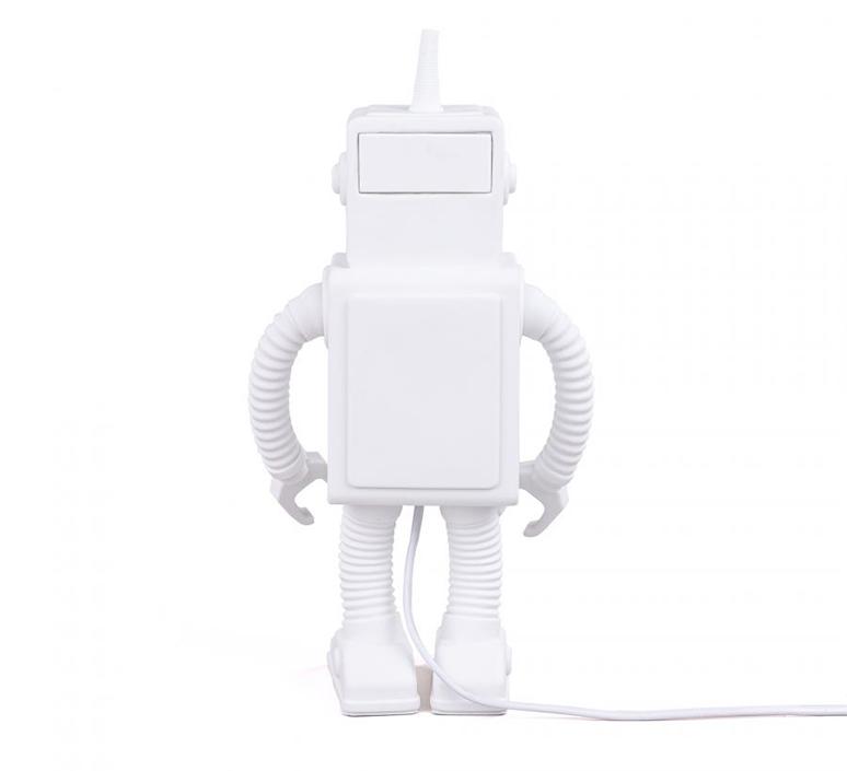 Robot lamp marcantonio raimondi malerba lampe a poser table lamp  seletti 14710  design signed nedgis 97952 product