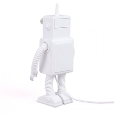 Robot lamp marcantonio raimondi malerba lampe a poser table lamp  seletti 14710  design signed nedgis 97953 thumb