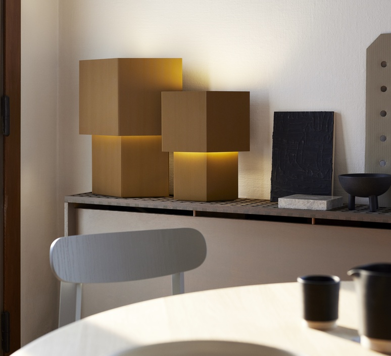 Romb 48 broberg ridderstrale lampe a poser table lamp  pholc 217318  design signed nedgis 112366 product