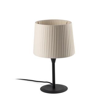 Lampe a poser samba mini beige o21 5cm h36cm faro normal