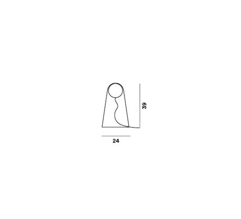Satellight eugeni quitlet lampe a poser table lamp  foscarini 285021 15  design signed nedgis 87736 product