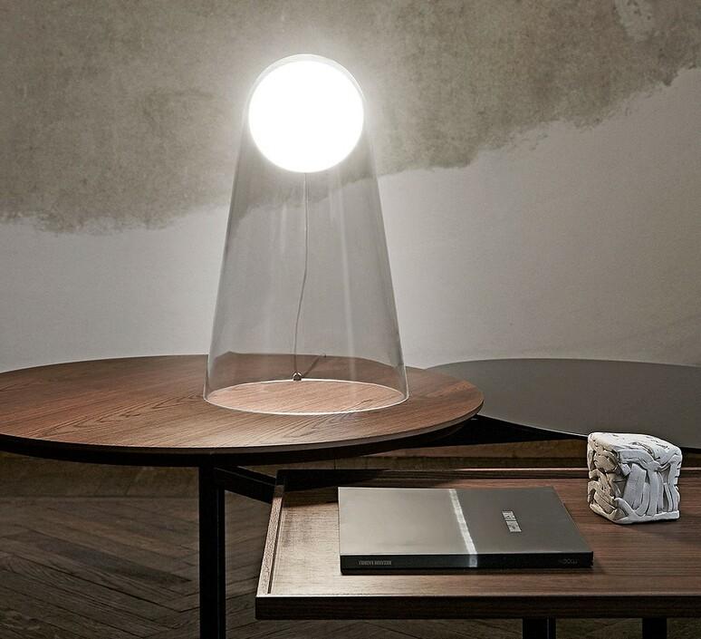 Satellight eugeni quitlet lampe a poser table lamp  foscarini 285021 15  design signed nedgis 87741 product