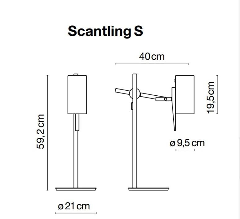 Scantling mathias hahn marset a626 005 luminaire lighting design signed 14302 product