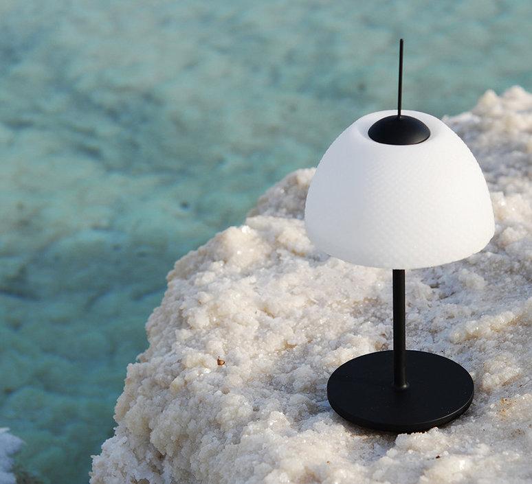 Seasalts table lamp nir meiri lampe a poser table lamp  nir meiri seasalts tablelampmattblack  design signed 56802 product