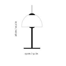Seasalts table lamp nir meiri lampe a poser table lamp  nir meiri seasalts tablelampmattblack  design signed 56804 thumb