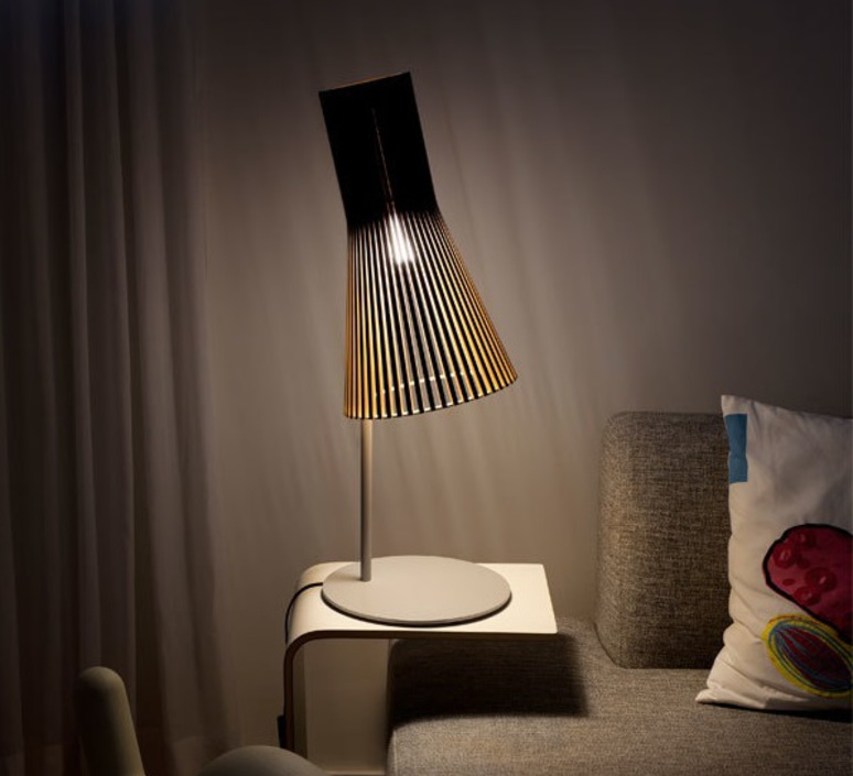 Secto 4220 seppo koho lampe a poser table lamp  secto design 16 4220 21  design signed 42284 product