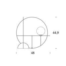 Setareh francesco librizzi lampe a poser table lamp  fontanaarte 4401oo   design signed 39344 thumb