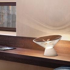 Shen marco merendi lampe a poser table lamp  kundalini k270110b  design signed 49302 thumb