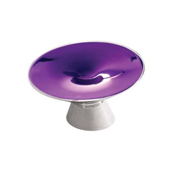 Lampe a poser shen violet led l37cm h24 5cm kundalini normal