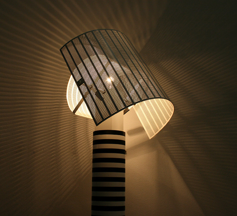 Shogun mario botta lampe a poser table lamp  artemide a000300  design signed 61047 product