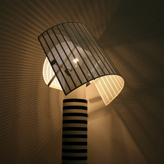 Shogun mario botta lampe a poser table lamp  artemide a000300  design signed 61047 thumb