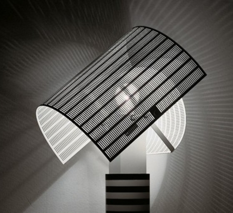 Shogun mario botta lampe a poser table lamp  artemide a000300  design signed 61048 product