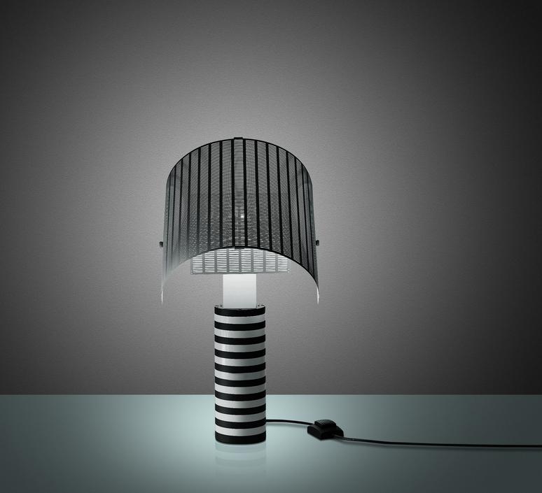 Shogun mario botta lampe a poser table lamp  artemide a000300  design signed 61304 product
