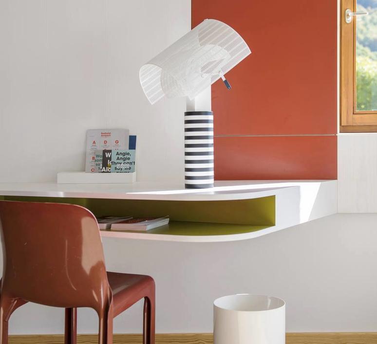 Shogun mario botta lampe a poser table lamp  artemide a000300  design signed 61305 product