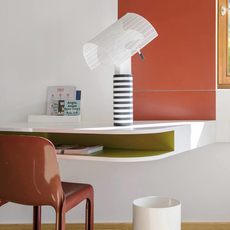 Shogun mario botta lampe a poser table lamp  artemide a000300  design signed 61305 thumb