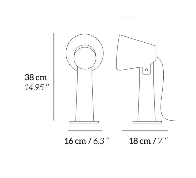 Sister thomas merlin eno studio tm01ch003040 luminaire lighting design signed 26933 product