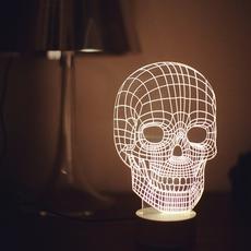 Skull nir chehanowski studio cheha 1640 sk luminaire lighting design signed 27889 thumb