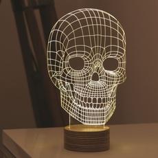 Skull nir chehanowski studio cheha 1640 sk luminaire lighting design signed 27890 thumb