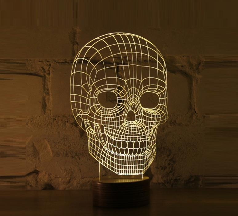 Skull nir chehanowski studio cheha 1640 sk luminaire lighting design signed 27891 product