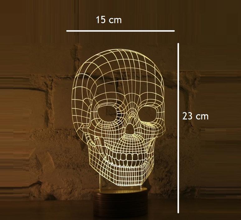 Skull nir chehanowski studio cheha 1640 sk luminaire lighting design signed 27892 product