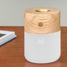 Smart diffuser lamp ash wood studio gingko lampe a poser table lamp  gingko g017ah  design signed nedgis 112394 thumb