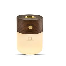 Smart diffuser lamp walnut wood studio gingko lampe a poser table lamp  gingko g017wt  design signed nedgis 112393 thumb