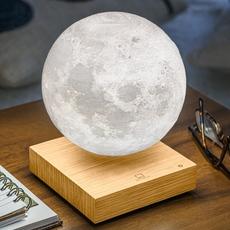 Smart moon lamp ash wood  studio gingko lampe a poser table lamp  gingko g019ah  design signed nedgis 112382 thumb