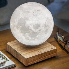 Smart moon lamp walnut wood  studio gingko lampe a poser table lamp  gingko g019wt  design signed nedgis 112379 thumb