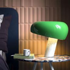 Snoopy achille castiglioni lampe a poser table lamp  flos f6380039  design signed nedgis 98117 thumb