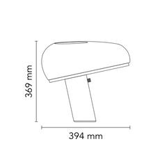 Snoopy achille castiglioni lampe a poser table lamp  flos f6380039  design signed nedgis 98119 thumb