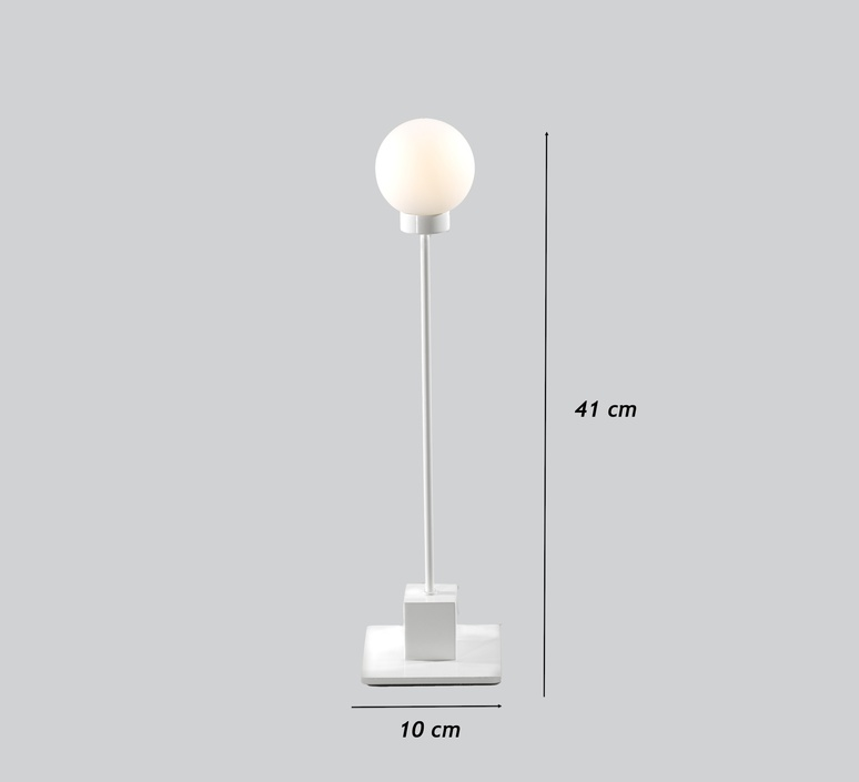 Snowball trond svendgard lampe a poser table lamp  northern lighting 121  design signed 30793 product