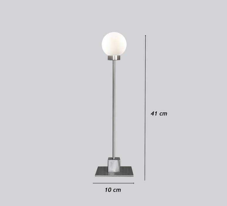 Snowball trond svendgard lampe a poser table lamp  northern lighting 120  design signed 30798 product