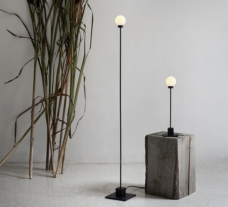Snowball trond svendgard lampe a poser table lamp  northern 143  design signed nedgis 117980 product