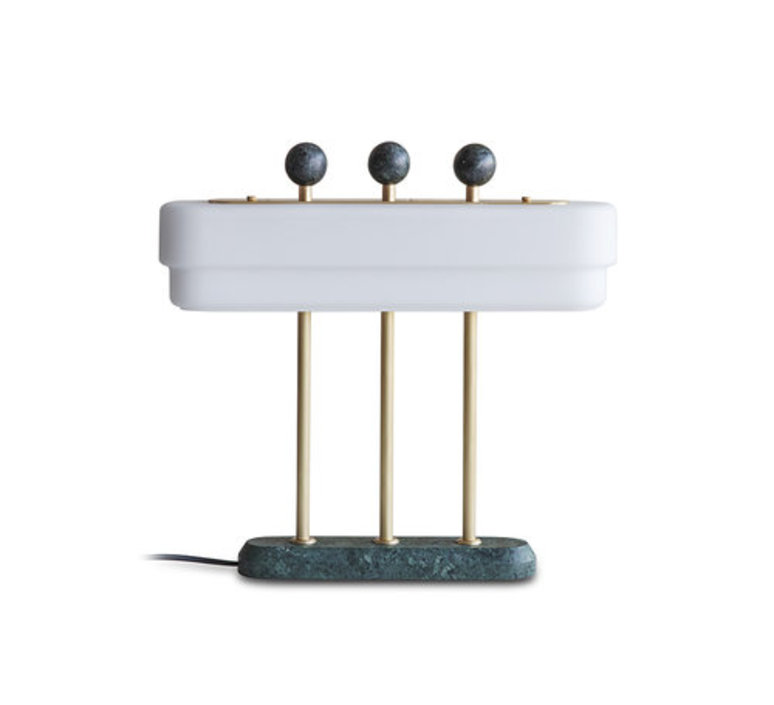 Spate robbie llewellyn et adam yeats lampe a poser table lamp  bert frank spate tl guatemala  design signed nedgis 75328 product