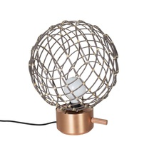 Sphere bambo m arik levy lampe a poser table lamp  forestier 20913  design signed 42782 thumb